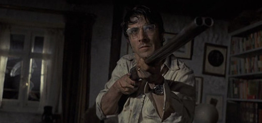 Dustin Hoffman in Straw Dogs (1971)