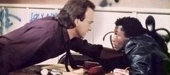 Rick confronts Duncan