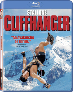Cliffhanger Blu Ray