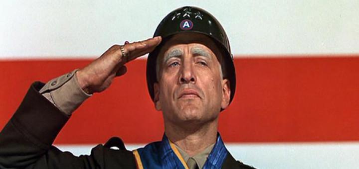 George C. Scott as Patton