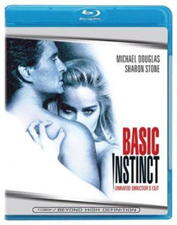 Basic Instinct Blu Ray