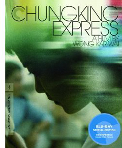 Chungking Express Blu Ray