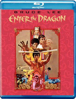 Enter The Dragon Blu Ray