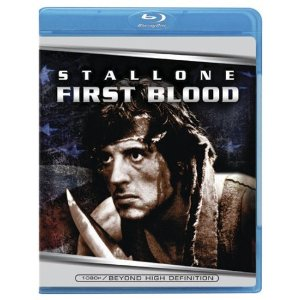 First Blood BluRay