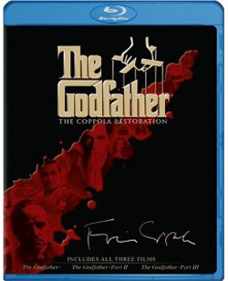 The Godfather Restored Blu Collection