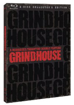Grindhouse Blu Ray