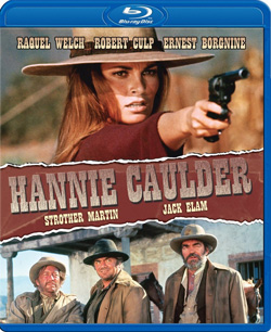 Hannie Caulder Blu Ray