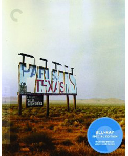 Paris Texas Blu Ray