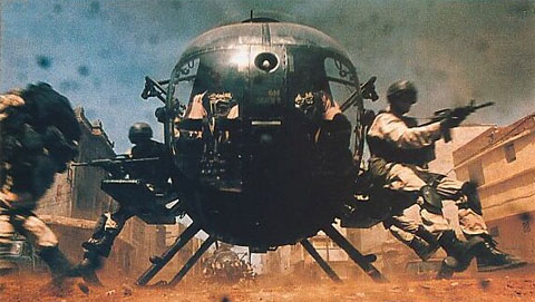 Black Hawk Down - special forces movies