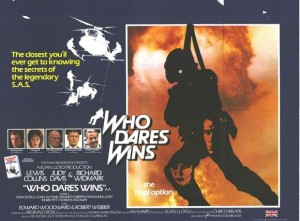 Who Dares Wins - special forces movies
