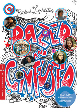 Dazed and Confused Criterion Blu Ray