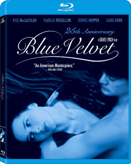 Blue Velvet on Blu Ray