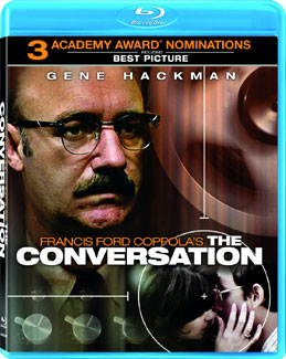 The Conversation on Blu Ray