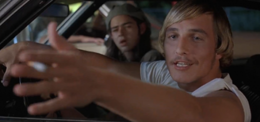 Matthew McConaughey as Wooderson