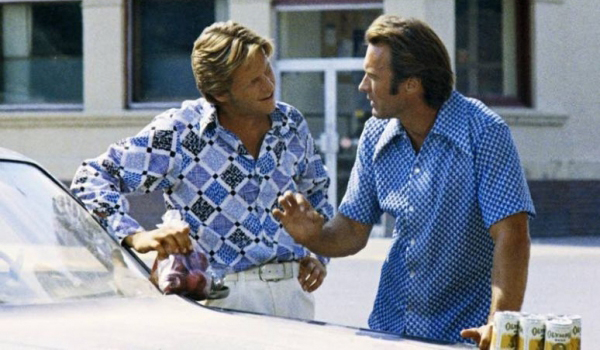 The Dude and Dirty Harry team up