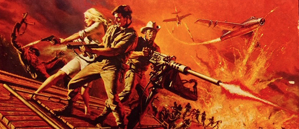 10 Mad As Hell Mercenary Movies
