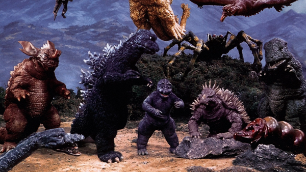 Destroy All Monsters Blu Ray