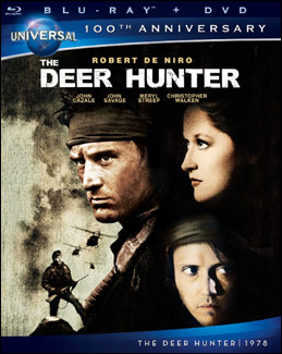 The Deer Hunter Blu Ray