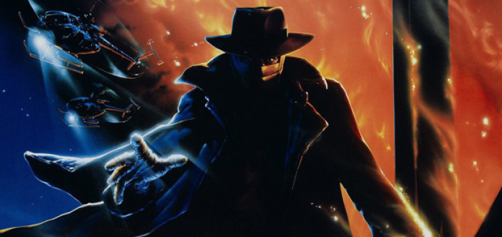 BLU FURY: Darkman