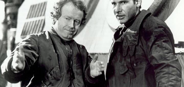 Ridley Scott and Harrison Ford on Blade Runner