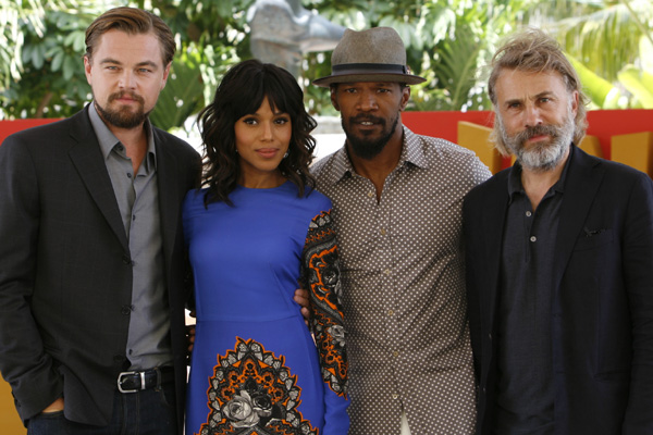 Django Unchained cast