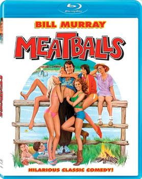 Meatballs Blu Ray