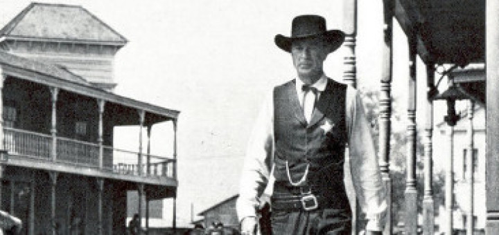 High Noon, Gary Cooper