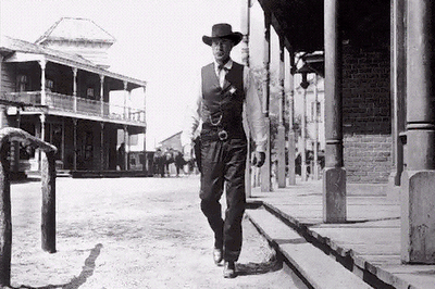 essay on high noon movie (university of new mexico press, 1979) and editor of critical essays on frank  norris  other aspects of the film, see my high noon in western movies, eds.