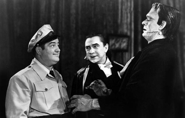 abbott and costello meet frankenstein opening letters