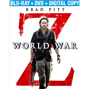 World War Z BluRay DVD