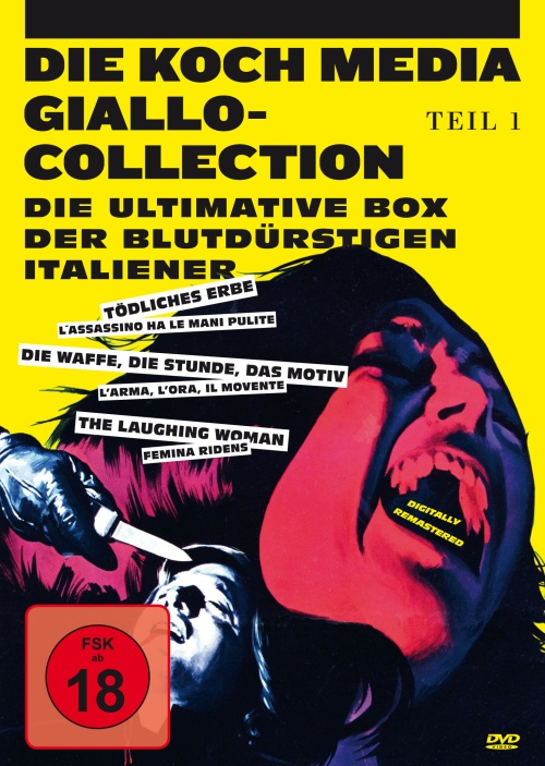 Koch Media giallo collection Teil 1