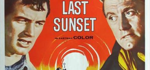 The Last Sunset  poster El Perdido