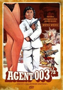 Agent 003 1/2 weng weng  DVD