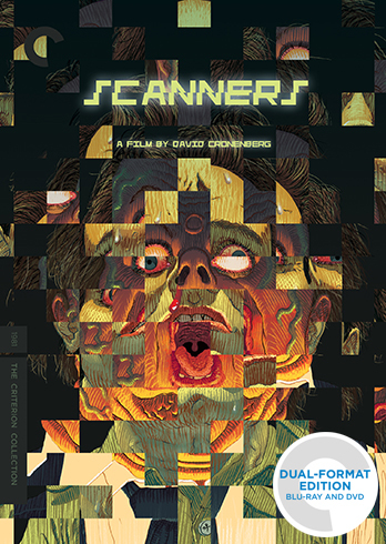 Scanners (Criterion) [BluRay] [Blu-ray]