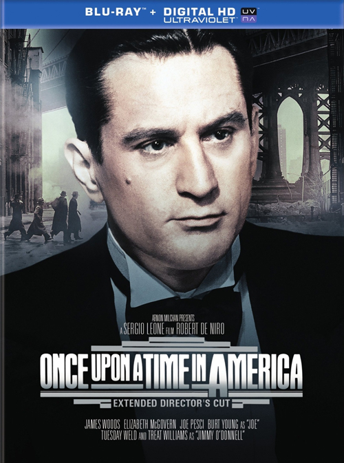 Once Upon a Time in America Extended Director's Cut BluRay