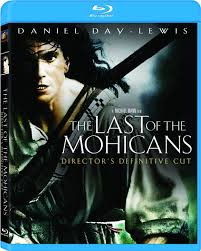 The Last of the Mohicans BluRay