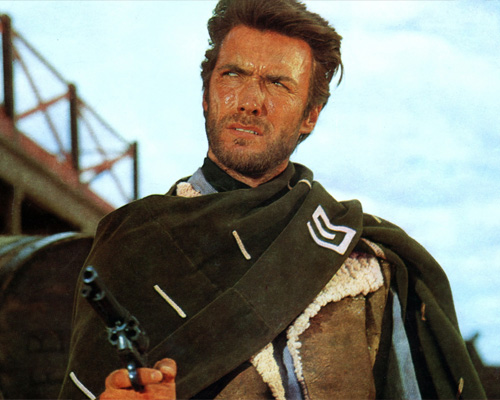 clint eastwood spaghetti western titles for essays