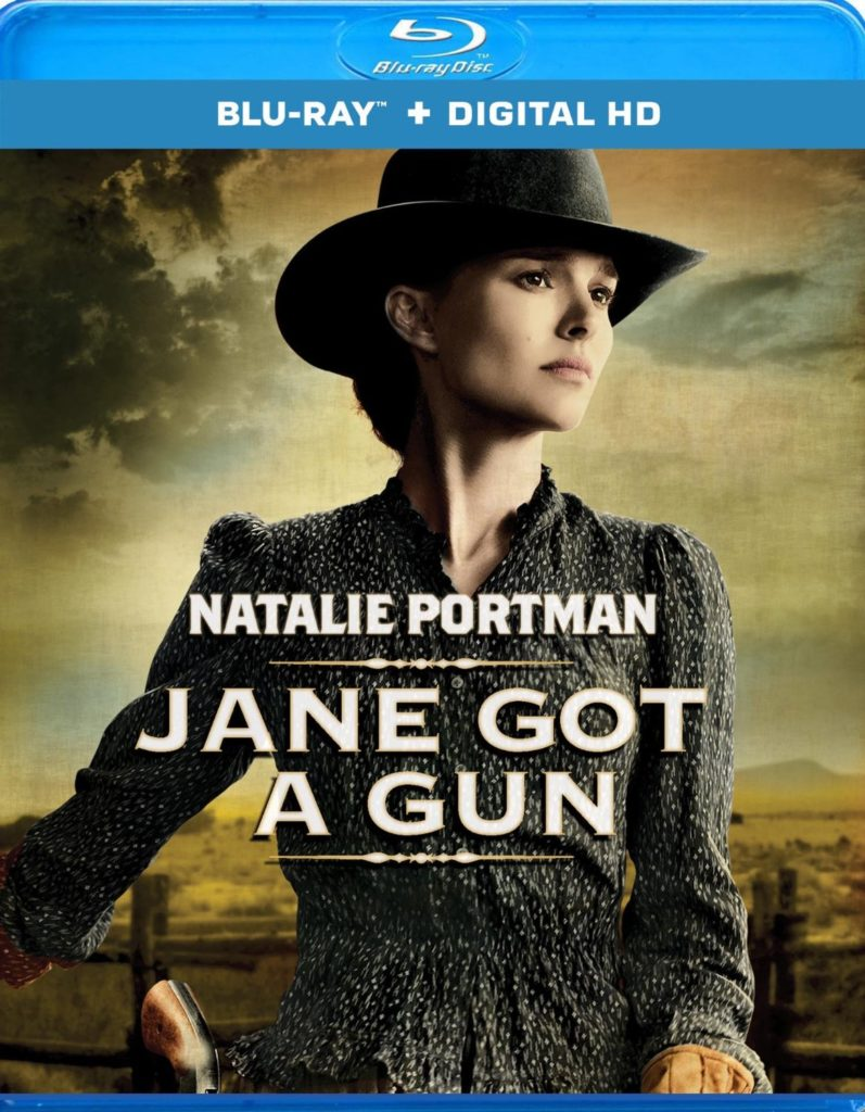jane got a gun bluray