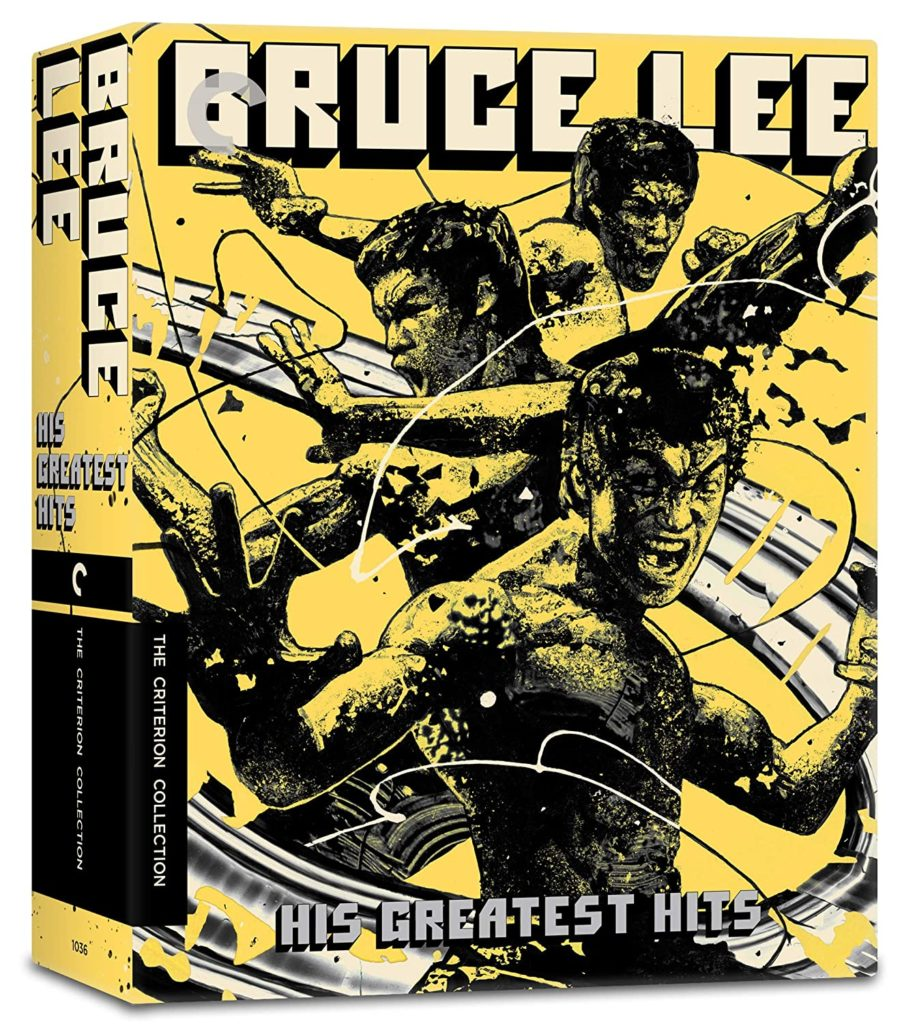 Bruce Lee greatest hits criterion collection BluRay